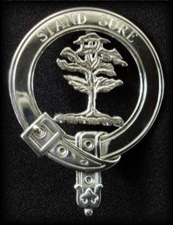Custom Scottish Crest Badges | Scottish Clan Crest Badges of