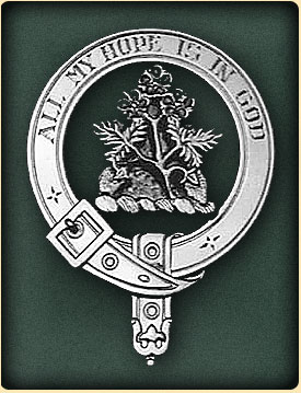 Fraser of Saltoun Clan Crest
