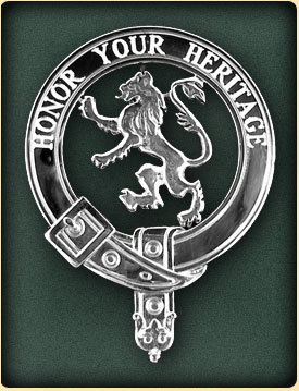 Honor Your Heritage  Clan Crest
