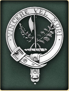 MacLaine of Lochbuie Clan Crest