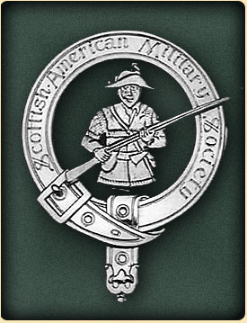 Scottish American Military Society Clan Crest