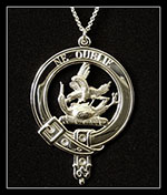 find your scottish clan crest badge